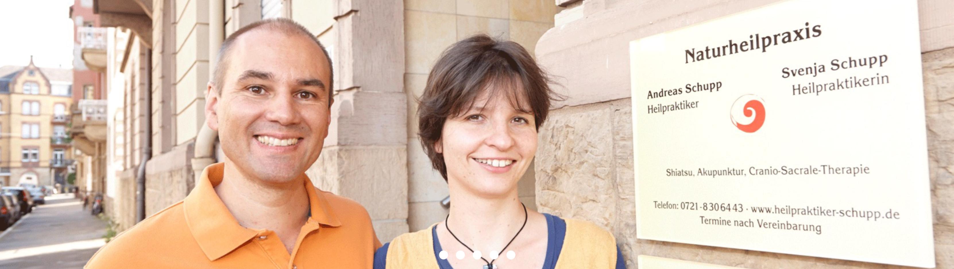 Svenja und Andreas Schupp